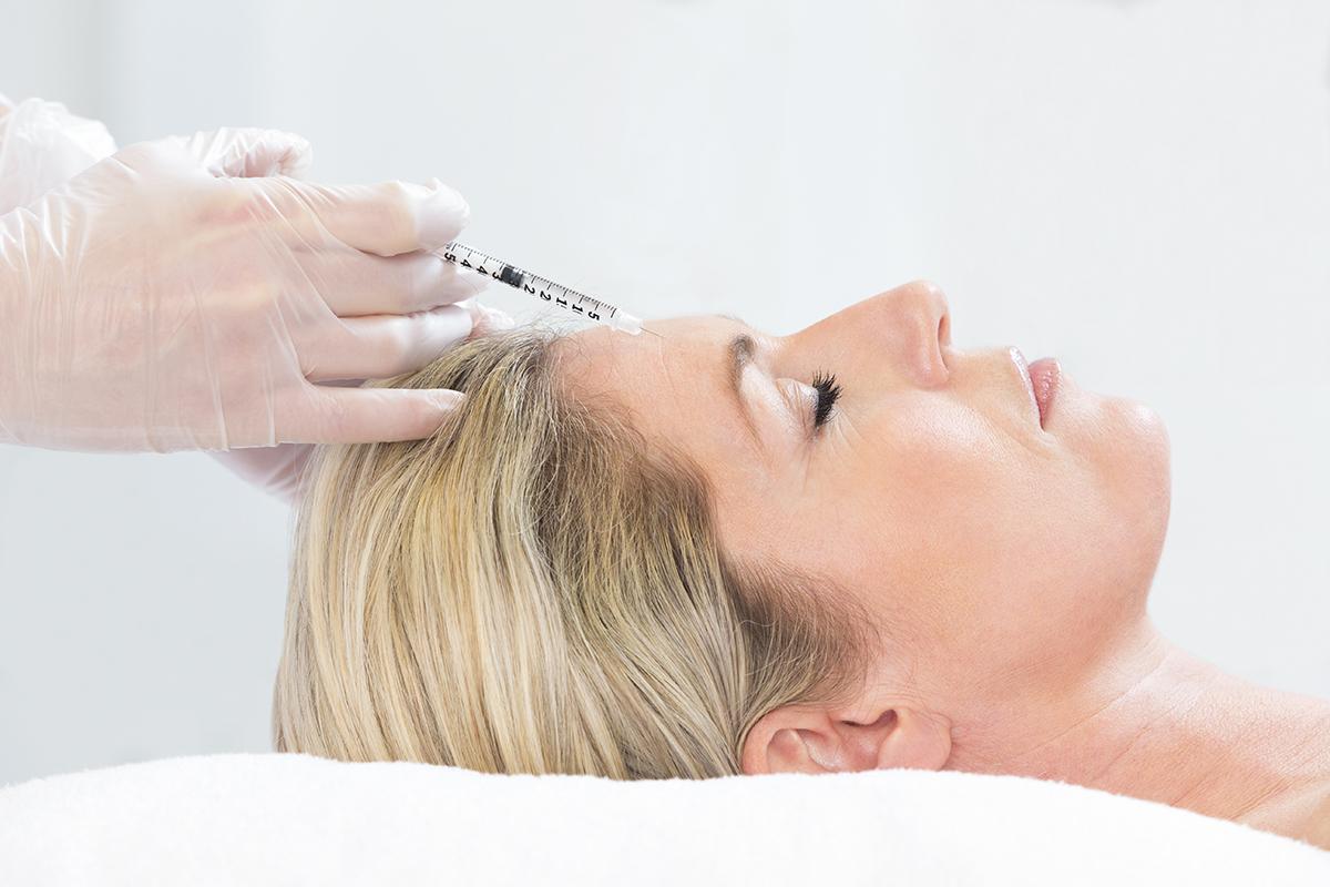 Botox tegen huidveroudering
