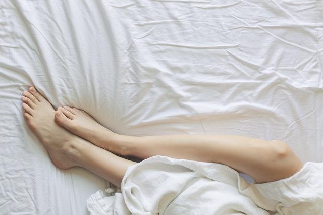 overmatig zweten voeten